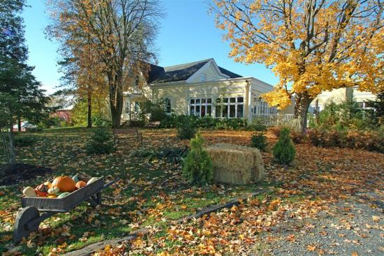 Auberge West Brome: Fall in West Brome