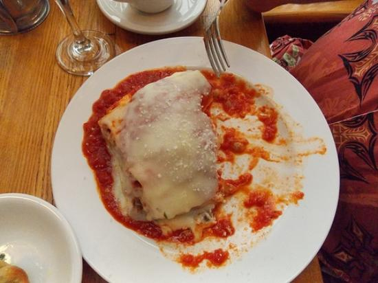 Booty's Place: Lasagna