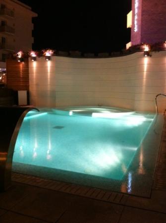 Hotel Novecento: piscina