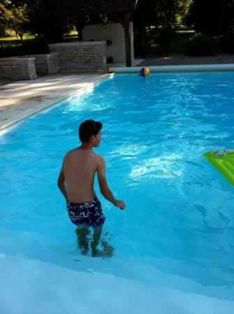 Charm'Attitude: la piscine