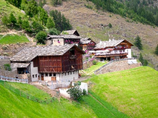 Höhenweg: Alta via di Merano