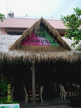 Sea View Villa: отель