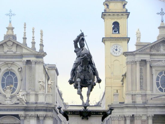 Turin, Italien: Il Duca