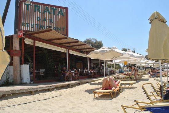 Trata Beach Bar