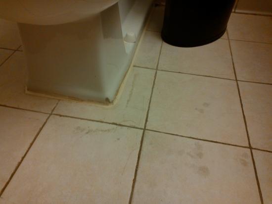 Holiday Inn Enfield-Springfield: Bath Floor