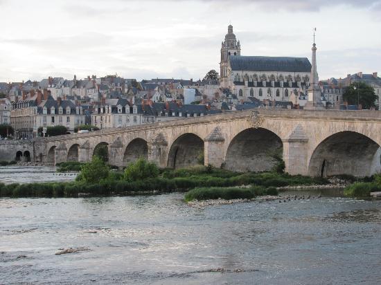 Ibis Blois Centre Chateau : The Loire at Blois