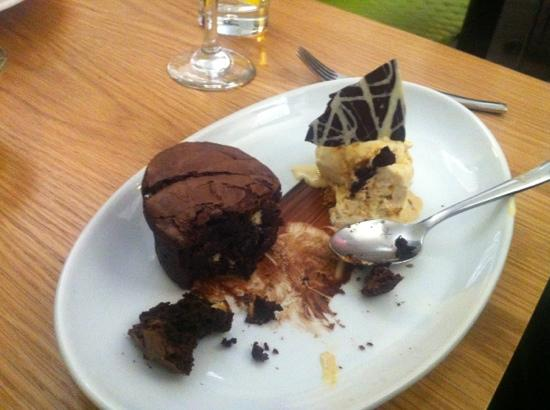Create Restaurant: brownie