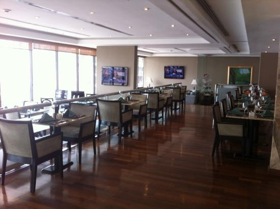Sheraton Panama City: 15F Club Lounge