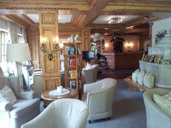 Pfefferkorn's Hotel: Lobby