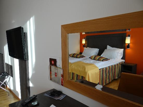Thon Hotel Alta: habitacion