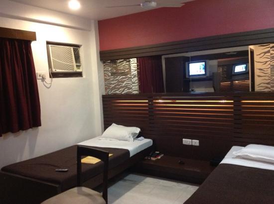 Hotel Victerrace International : spacious room