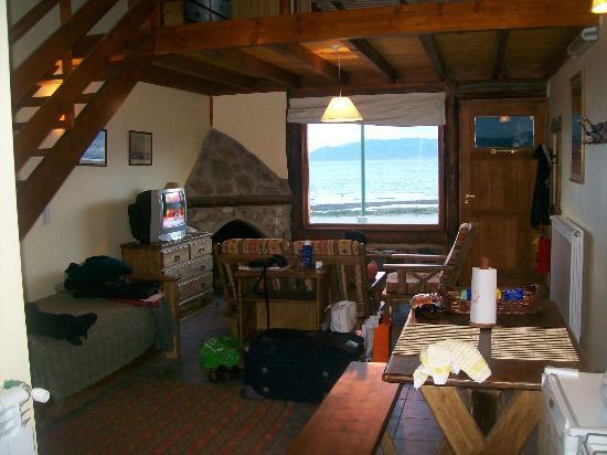 Cabanas Bosque Del Sur: Living