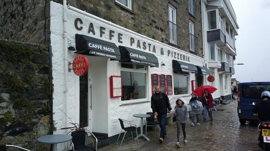 Caffe Pasta, St Ives, Cornwall