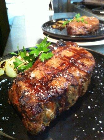 Gaucho'S Restaurante Argentino: Gran Bife de Chorizo