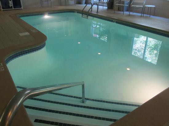 Fairfield Inn & Suites Gatlinburg North: Indoor Pool