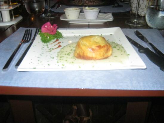 La Bussola Restaurant: The Ambrosial Mushroom Cake
