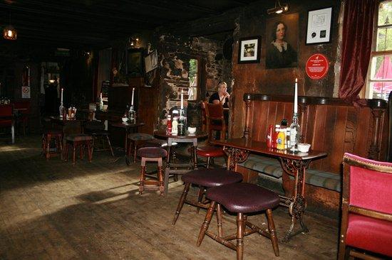 The Drovers Inn >> Interior Picture Of Drovers Inn And Pub Inverarnan Tripadvisor