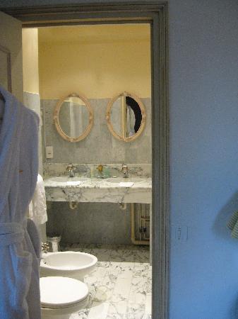 Le Manoir Des Impressionnistes & Spa: bagno