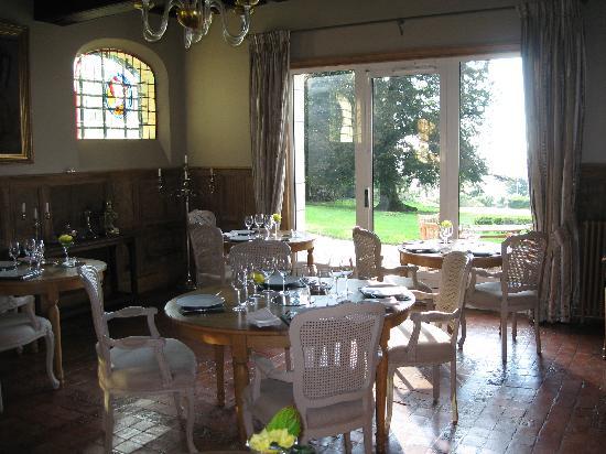 Le Manoir Des Impressionnistes: ristorante