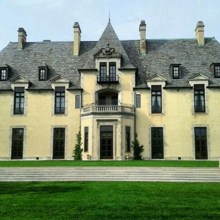 Oheka Castle: View from the Lawn