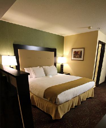 Holiday Inn Express Portland East-Troutdale : King Room