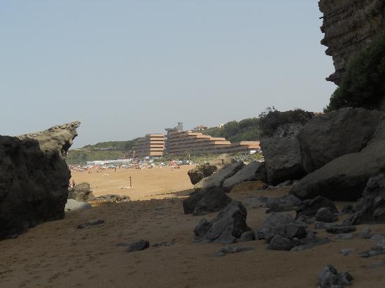 Vue de la plage picture of belambra clubs la chambre d for Chambre d amour