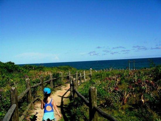 Praia Virgem - Rio das Ostras/RJ.