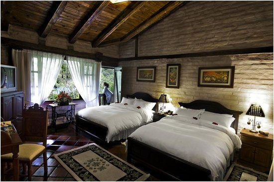 Samari Spa Resort: Habitaciones dobles