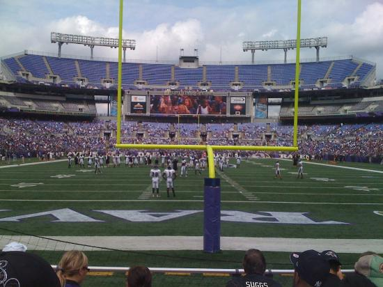 M&T Bank Stadium: M&T Bank Ravens Game