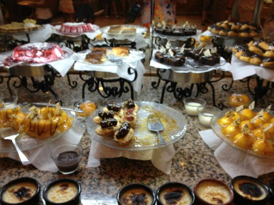 Kiris, Tyrkia: beaux et bons dessert