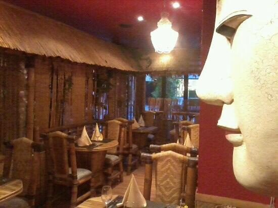 Takobo : salle avant