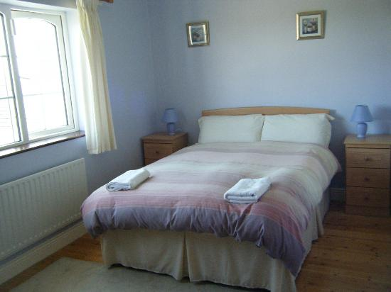 Ashbrook House: Double Room ensuite