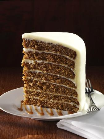 Mitchell's Fish Market - Sandestin: 7 Layer Carrot Cake