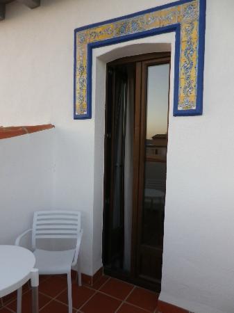La Castellana: Balcon