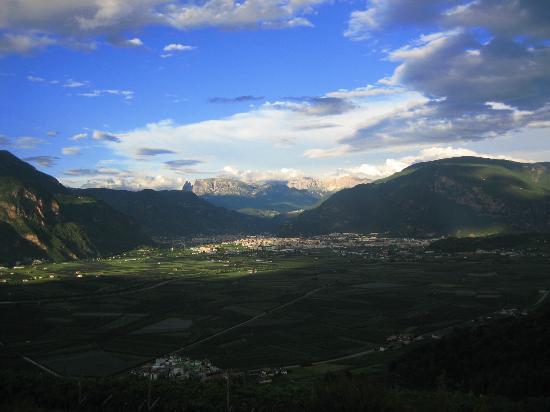 Villa Missian: Landscape