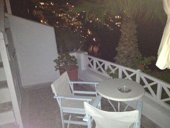 Phenix Apartments: Il nostro balcone 