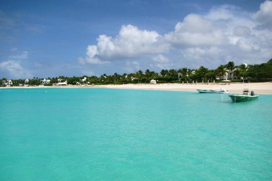 كاب جولوكا: Cap Juluca Gorgeous Beach