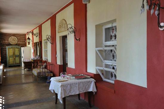 Santise Cucina Piemontese Contemporanea : Sala interna
