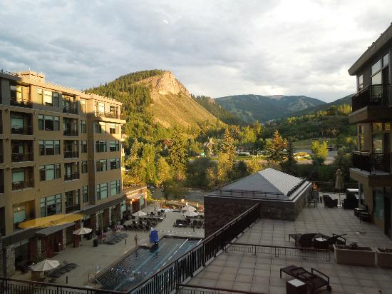 Westin Riverfront Resort & Spa Avon, Vail Valley: View from our room