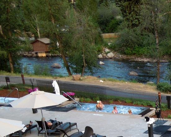 Westin Riverfront Resort & Spa Avon, Vail Valley: Eagle River