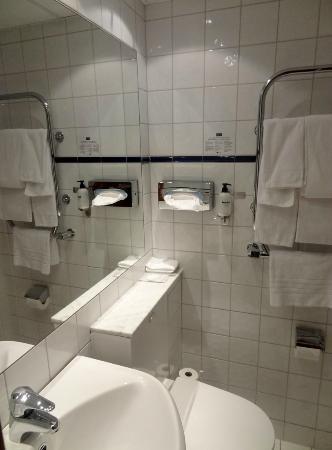 Scandic Klara: Bathroom