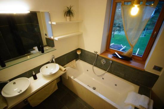 Villa Missian: badezimmer mit D und Wh