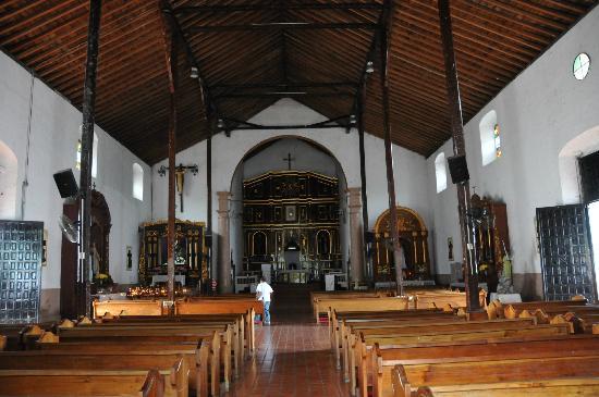 Black Christ: church