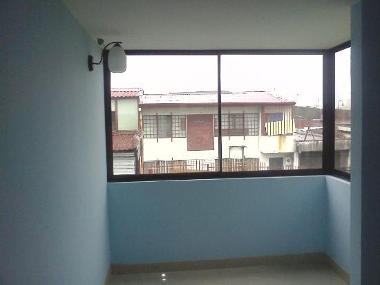 Hotel Guima: Balcon de la segunda Planta