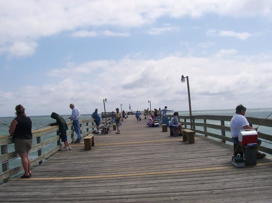 Avalon Fishing Pier
