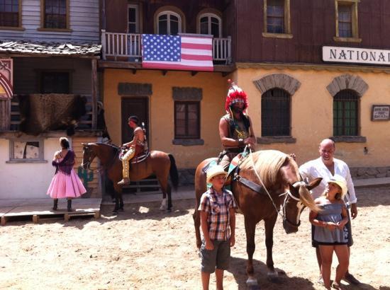San Bartolome de Tirajana, สเปน: the Indians