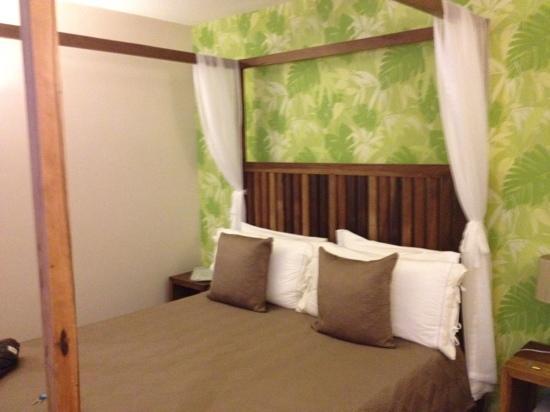 Quinta Azul Boutique Pousada: lovely room