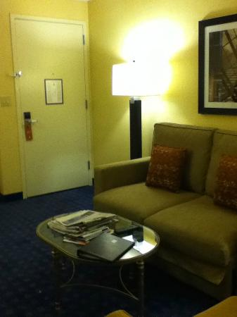 Embassy Suites by Hilton Boston / Waltham: living room