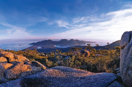 ‪أستراليا: Freycinet Peninsula