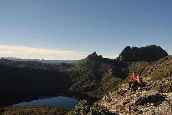 ‪أستراليا: Cradle Mountain